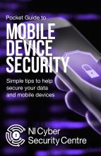Mobile Device security guide cover