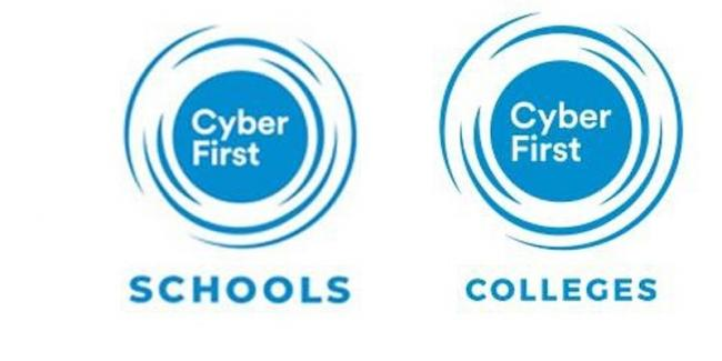 CyberFirst schools colleges NCSC programme logos