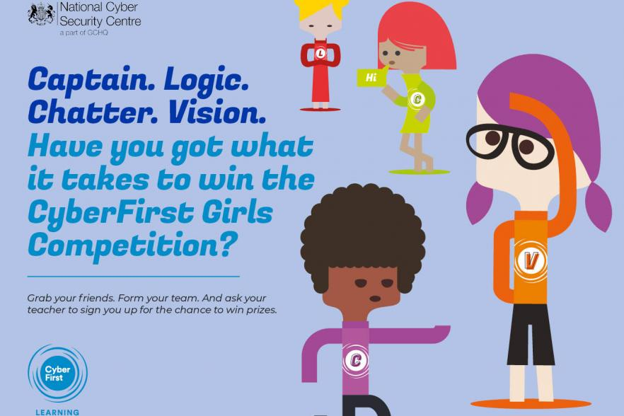 Cyber First Girls Competition